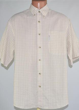 Рубашка фирмы columbia (l) летняя.