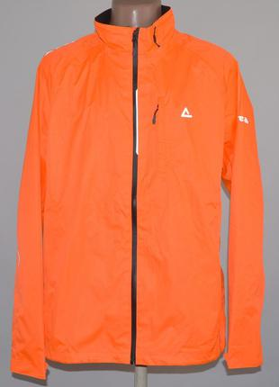 Яркая куртка для вело мотоспорта dare2b (xl)