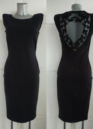 Изумительное платье guess с вставками красивого кружева
