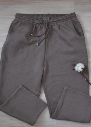 Утепленные спортивные кюлоты брюки штаны damar
