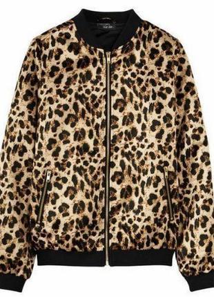 Новая атласная куртка бомбер esmara esmara by heidi klum