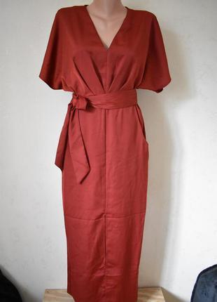 Шикарное платье -кимоно forever new