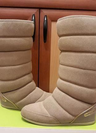 Сапоги/ угги/ дутики adidas 23 см