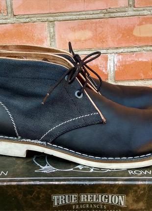 G-star raw ботинки кожаные оригинал (43)