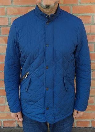Barbour стеганка куртка оригинал (m) сост.идеал