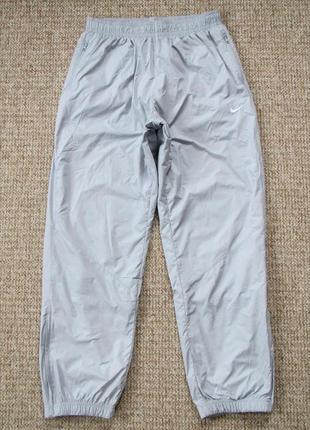 Nike спортивные штаны оригинал (l)