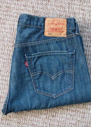 Levi's 501 джинсы оригинал (w34 l32)