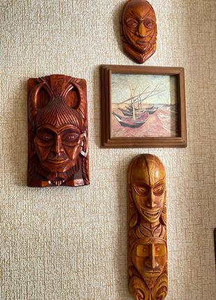 Изделия ручной работы (маски,статуэтки