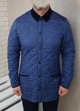 Barbour стеганка куртка оригинал (s-m)