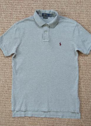 Ralph lauren поло футболка оригинал (m) сост.идеал