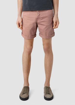 All saints mitre shorts шорты оригинал (s - w30) сост.идеал