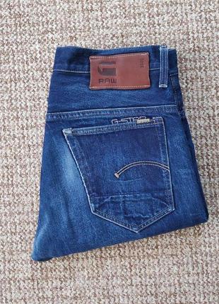 G-star raw 3301 slim джинсы оригинал (w32 l32)
