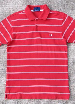 Fred perry футболка поло оригинал (s) сост.идеал