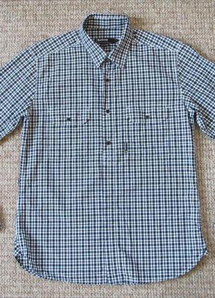 Barbour international рубашка оригинал (m) сост.идеал