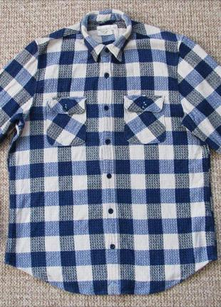 Ralph lauren denim & supply тканая рубашка оригинал (l) сост.и...