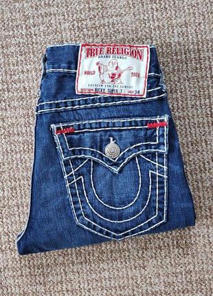 True religion ricky super t джинсы made in usa оригинал (w31 l...