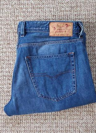 Diesel larkee relaxed джинсы comfort straight оригинал (w38 l3...