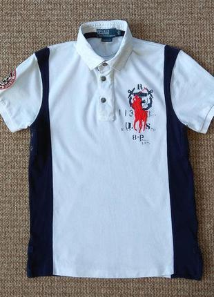 Ralph lauren поло футболка оригинал (s)