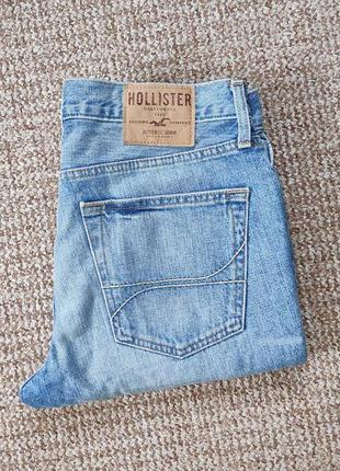 Hollister джинсы оригинал (w32 l34)
