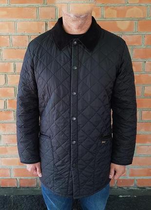 Barbour liddesdale куртка стеганка оригинал (m-l)