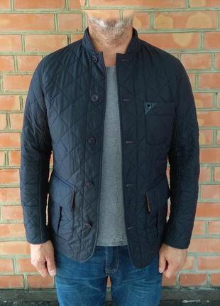 Barbour куртка стеганка оригинал (s-m)