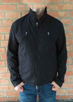 Armani jeans куртка ветровка оригинал (m-l)