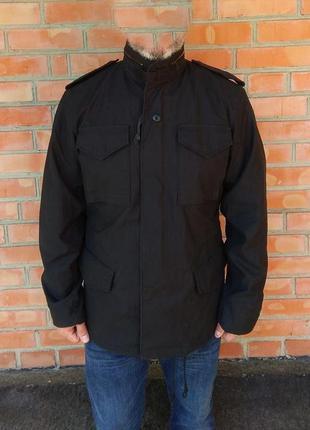 Alpha industries m-65 cold weather field jacket куртка оригина...