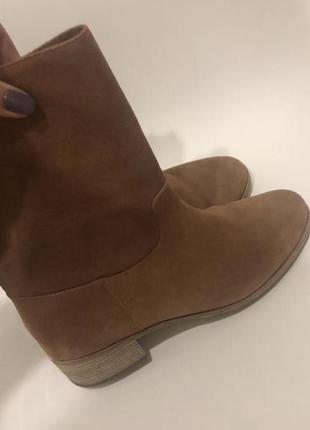 Ботинки, полусапоги , сапоги коротки коричневые michael kors