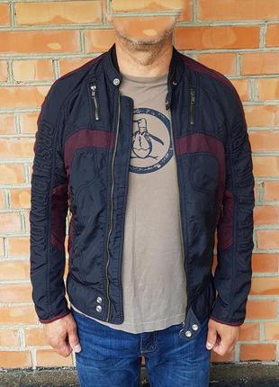 Diesel куртка ветровка оригинал (m)