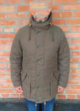 Volcom warmington jacket куртка парка утепленная оригинал (m)