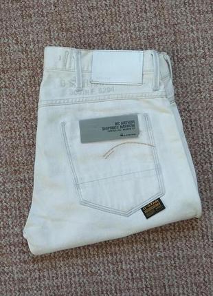 G-star raw mcarthur shipmate narrow джинсы оригинал (w36 l32)