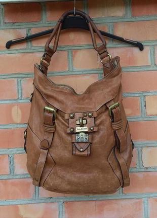 Juicy couture сумка кожаная оригинал