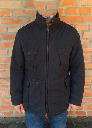 Hugo boss куртка утепленная оригинал (m-l)