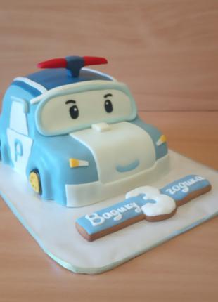 На детский день рождения торт на заказ