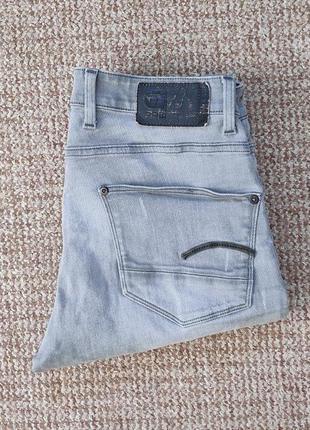 G-star raw revend super slim джинсы оригинал (w31 l34)