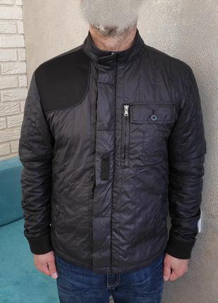 Calvin klein jeans куртка утепленная оригинал (l)
