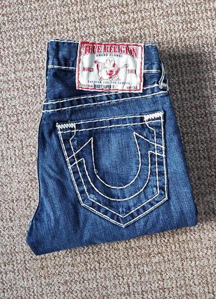 True religion bobby super t джинсы made in usa оригинал (w32)