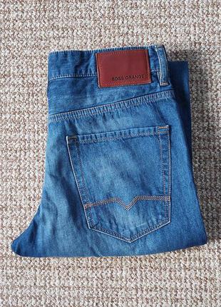 Hugo boss джинсы оригинал (w32 l32)