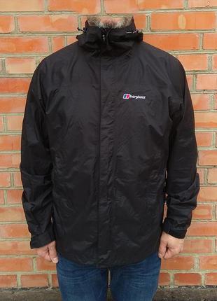 Berghaus aq2.5 куртка штормовка оригинал (xl)