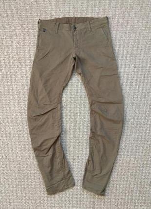 G-star raw 3d джинсы чиносы оригинал (w34 l32)