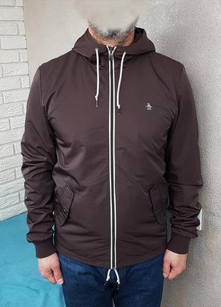 Original penguin куртка ветровка оригинал (m)