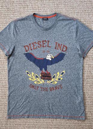 Diesel футболка оригинал (xl)