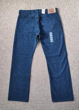 Levi's 501 джинсы мощный деним оригинал (w38 l32) новые