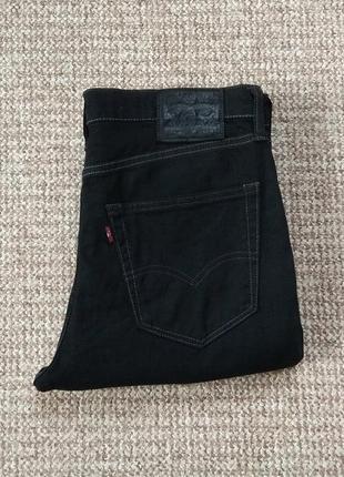 Levi's 522 slim tapered джинсы оригинал (w33 l34)