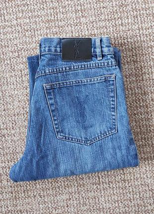 Yves saint laurent джинсы оригинал (w30 l32)
