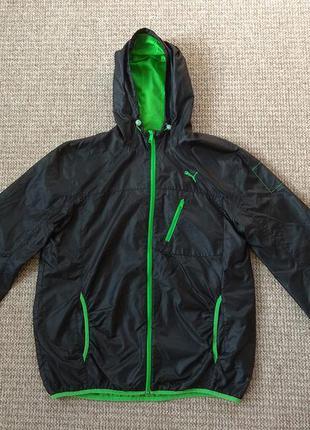 Puma куртка ветровка оригинал (xl)