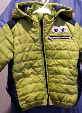 Куртка, осень-весна