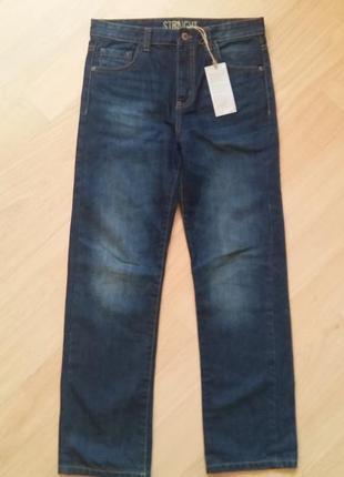 Синие джинсы  denim co на 12-13 лет