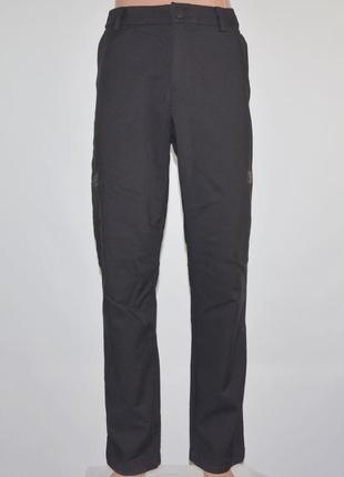 Брендовые, зауженные брюки tommy hilfiger (m-l) стрейч.