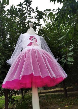 Пинки пай  платье для девочки